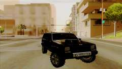 Jeep Grand Cherokee für GTA San Andreas