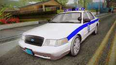 Ford Crown Victoria 2006 für GTA San Andreas