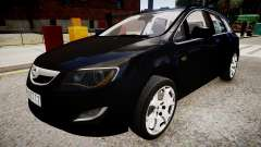 Opel Astra Sports Tourer 2011 für GTA 4
