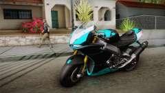 Aprilia RSV-4 Blue Edition