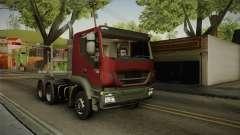 Iveco Trakker Hi-Land 6x4 Cab Low v3.0 für GTA San Andreas