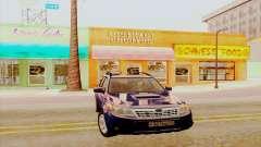 Subaru Forester XT pour GTA San Andreas
