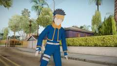 NUNS4 - Obito Young Sharigan für GTA San Andreas