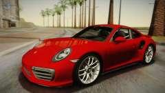 Porsche 911 Turbo S 2017