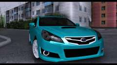 Subaru Legacy B4GT 2010 für GTA San Andreas