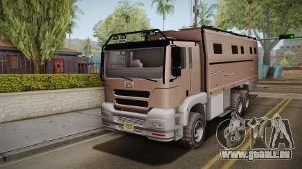 GTA 5 MTL Brickade IVF für GTA San Andreas