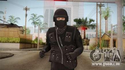 GTA Online DLC Heists Skin pour GTA San Andreas
