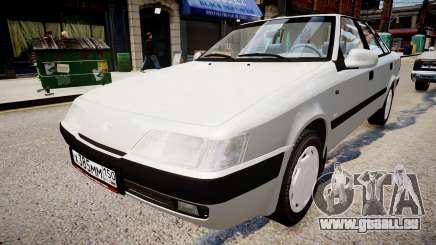 Daewoo Espero GLX 1.5 16V DOHC 1996 pour GTA 4