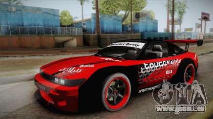 Nissan 180SX Drift für GTA San Andreas