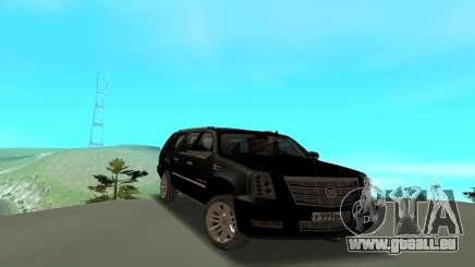 Cadillac Escalade für GTA San Andreas