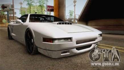 Modified Infernus für GTA San Andreas