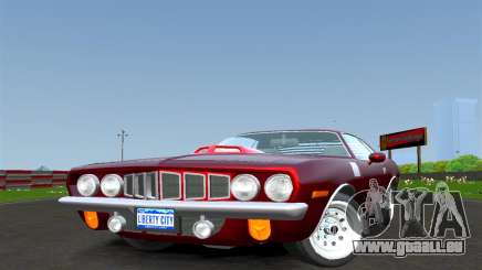 Plymouth Barracuda für GTA 4