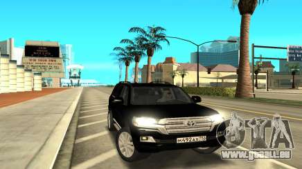 Land Cruiser 200 pour GTA San Andreas