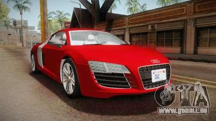 Audi Le Mans Quattro 2005 v1.0.0 YCH Dirt pour GTA San Andreas