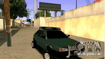 VAZ-2108 4x4 pour GTA San Andreas
