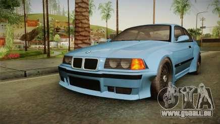 BMW M3 E36 Pandem Kit für GTA San Andreas