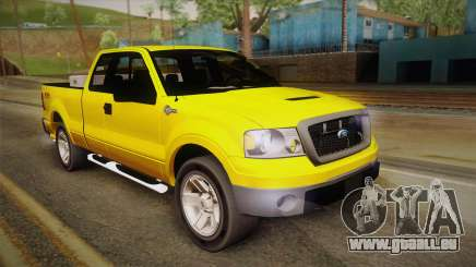 Ford F-150 2005 King Cab pour GTA San Andreas
