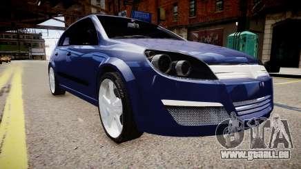Opel Astra 1.9 TDI pour GTA 4