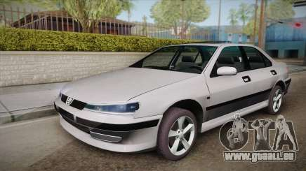 Peugeot 406 Tunable pour GTA San Andreas