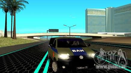 Volkswagen Transporter pour GTA San Andreas