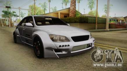Lexus IS300 Rocket Bunny v2 pour GTA San Andreas