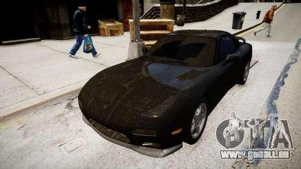 Mazda RX-7 für GTA 4