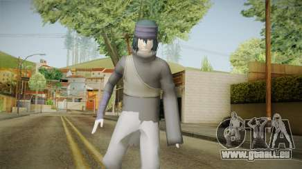 NUNS4 - Sasuke The Last No Cloak pour GTA San Andreas
