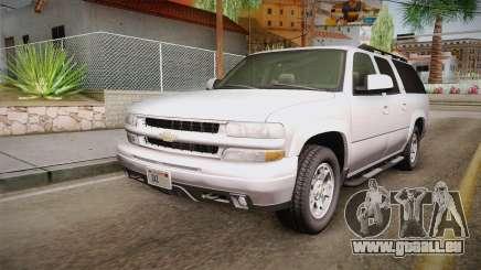 Chevrolet Suburban Z71 2003 pour GTA San Andreas