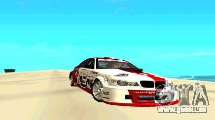 BMW E46 pour GTA San Andreas