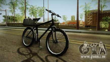 Police Mountain Bike für GTA San Andreas