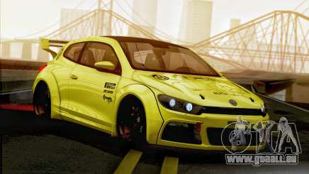 Volkswagen Scirocco R Ngasal Kit pour GTA San Andreas