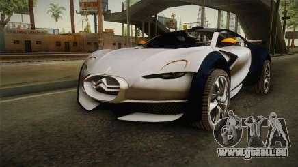 Citroën Survolt v2 Glossy für GTA San Andreas