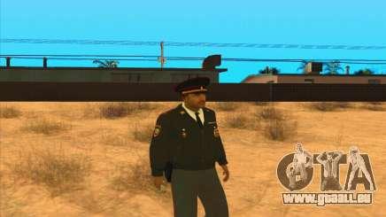 La police russe pour GTA San Andreas