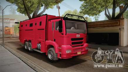 GTA 5 MTL Brickade für GTA San Andreas