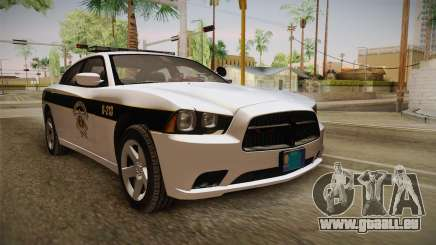 Dodge Charger 2013 SA Highway Patrol v1 für GTA San Andreas