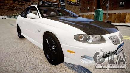 Pontiac GTO pour GTA 4