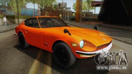Nissan Fairlady Z 432 1969 pour GTA San Andreas