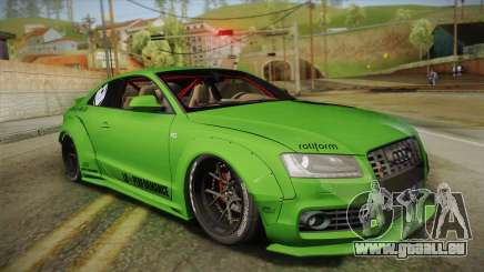Audi S5 Liberty Walk LB-Works für GTA San Andreas