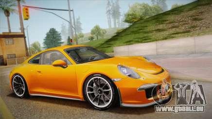 Porsche 911 R (991) 2017 v1.0 pour GTA San Andreas