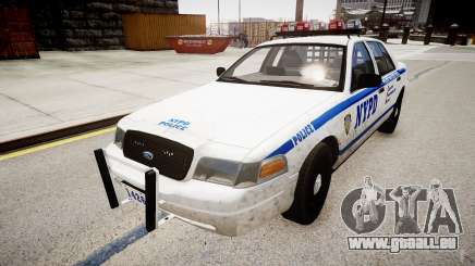Ford Crown Victoria Police In 2009 pour GTA 4