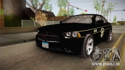 Dodge Charger 2013 SA Highway Patrol v2 pour GTA San Andreas