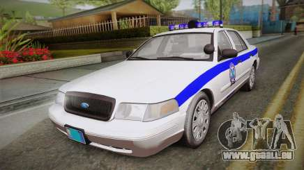 Ford Crown Victoria 2006 pour GTA San Andreas