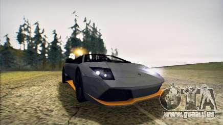 Lamborghini Murcielago LP650-4 Roadster (IVF) pour GTA San Andreas