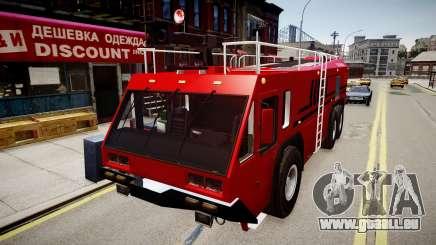 Camion Hydramax AERV v2.4-EX pour GTA 4