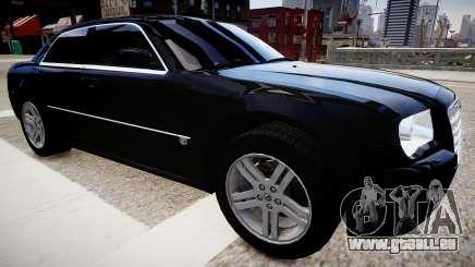 Chrysler 300C v1.3 pour GTA 4