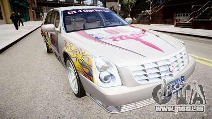 Cadillac CTS-V Coupe für GTA 4