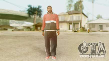 GTA 5 Franklin Jacket and Tracker Pant v2 pour GTA San Andreas
