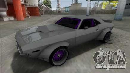 1970 Dodge Challenger Rocket Bunny für GTA San Andreas