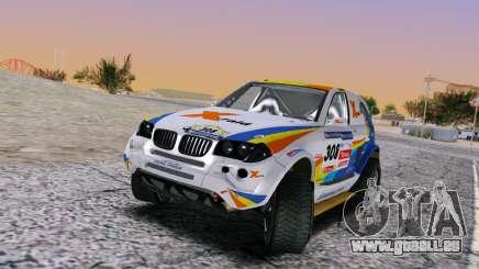 BMW X3 CC X-Raid pour GTA San Andreas