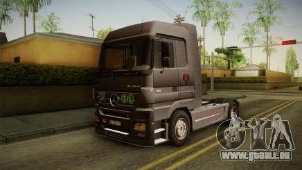 Mercedes-Benz Actros für GTA San Andreas